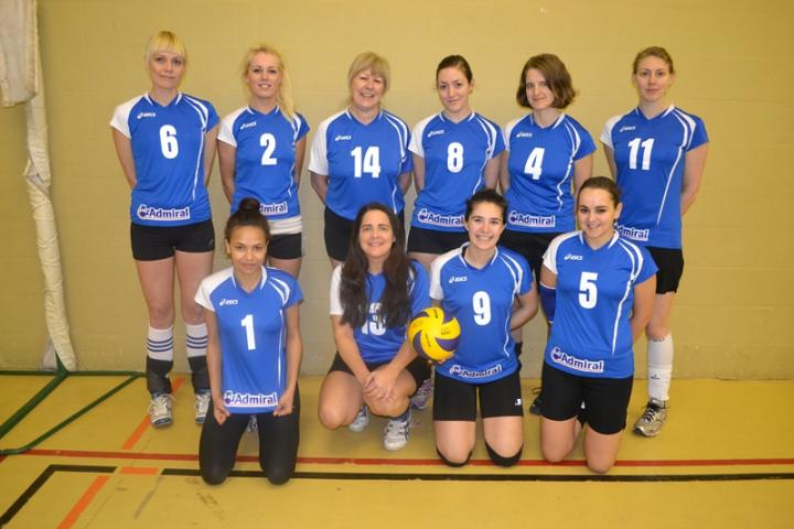 Cardiff Ladies Volleyball Club