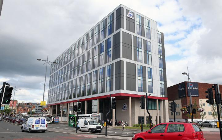 Admiral moves into new offices in Newport city centre